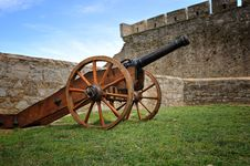 Free The Ancient Cannon Stock Photos - 17195183