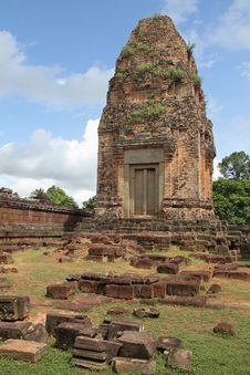 Free Banteay Kdei Tower Stock Photos - 17195553