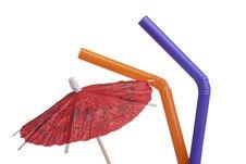 Free Paper Umbrella Stock Photography - 17197372