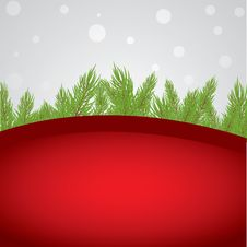 Free Abstract Christmas Background.  Illustration Royalty Free Stock Photo - 17198025