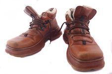 Free Brown Boots Stock Photos - 17198063