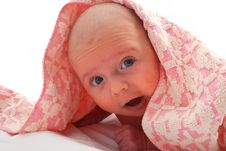 Free Newborn Child Royalty Free Stock Photography - 17198407