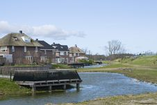 Free Development Of A New Housing Estate Stock Photography - 17198662