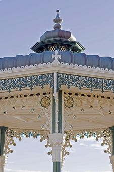 Free Ornate Bandstand Royalty Free Stock Photos - 17199538