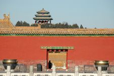 Free Jingshan Park Royalty Free Stock Images - 17199559