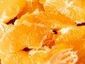 Free Orange Pieces Stock Photography - 1722402