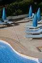 Free Swimming Pool Area Stock Image - 1728171
