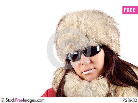 Winter fashion #5 Stock Photo