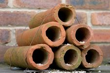 Free Drain Pipes Stock Photography - 1720762