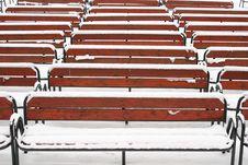 Free Winter Auditorium Royalty Free Stock Photography - 1721447