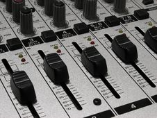 Free Sound Mixer Stock Photos - 1721453