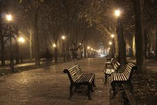 Free Odessa_fog03 Stock Photography - 1721562