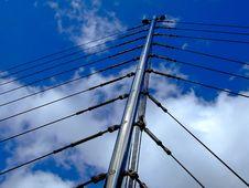 Free Bridge Wires Stock Images - 1722214