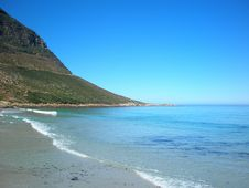 Free Sandy Bay, Cape Town Royalty Free Stock Photography - 1723117