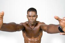 Free The Athlete Stock Photo - 1723480