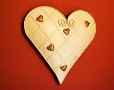Free Tin Heart Stock Image - 1723561
