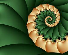 Free Organic Spiral Stock Photos - 1723803