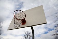 Free Basketball Hoop Stock Photos - 1723873
