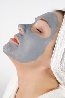 Free Spa Mask 16 Royalty Free Stock Photo - 1723925
