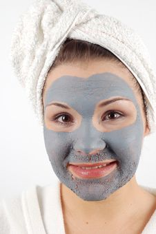 Spa Mask 16 Stock Images
