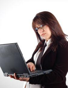 Free Businesswoman 11 Stock Image - 1724951