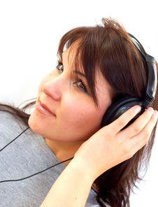 Free Enjoying Music 7 Royalty Free Stock Photos - 1724968