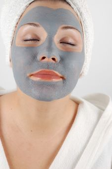 Free Spa Mask 17 Stock Photo - 1725060