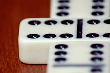 Free Domino Stock Image - 1725291