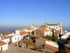Free Village Of Monsaraz Stock Photography - 1726242