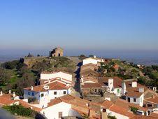 Free Village Of Monsaraz Royalty Free Stock Images - 1726349