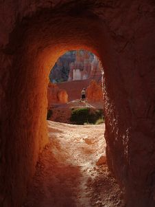 Fairy Tales Of Bryce Canyon Royalty Free Stock Image