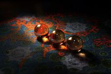 Free Glisten Balls Stock Photography - 1727652