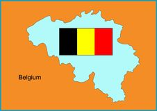 Free Belgium Royalty Free Stock Image - 1727836