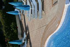 Free Swimming Pool Area Stock Image - 1728171
