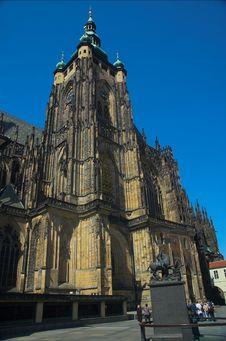 Free St. Vitus Cathedral, Prague Royalty Free Stock Photo - 1729595