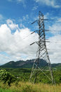 Free High Voltage Post Royalty Free Stock Photos - 17200578