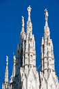 Free Milan Cathedral Architecture Royalty Free Stock Images - 17206759