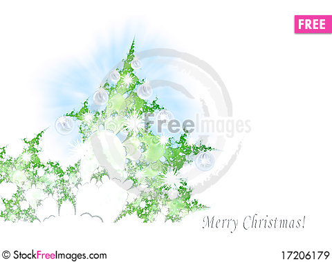 Free Seasonal Greetings Card Royalty Free Stock Images - 17206179
