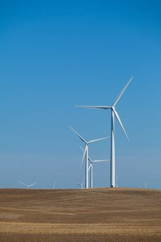 Free Wind Farm Stock Image - 17200151