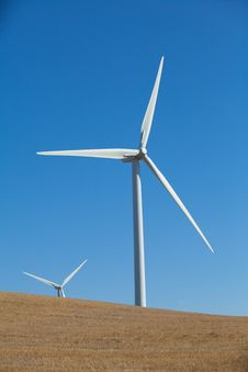 Free Wind Farm Stock Photo - 17200350