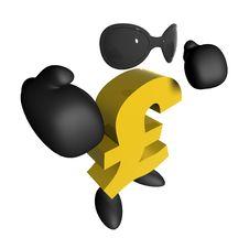Free Franc Symbol 3d Royalty Free Stock Photos - 17200608