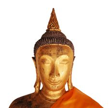 Free Buddha Sculpture Royalty Free Stock Images - 17200869