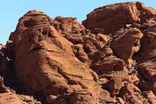Free Red Rock Formation Royalty Free Stock Photography - 17200967