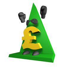 Free Franc Symbol 3d Stock Image - 17201241