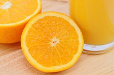 Free Fresh Orange Stock Photo - 17203540