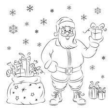 Free Santa Claus Stock Images - 17203644