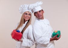Free Cooks Relationship Comp Stock Images - 17204304