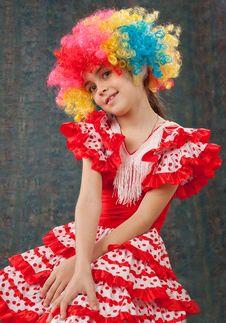 Free Funny Girl Stock Photos - 17204463