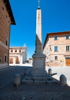 Free Architecture In Urbino Royalty Free Stock Photo - 17205355
