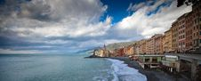 Free Camogli Landscape Royalty Free Stock Photography - 17205357
